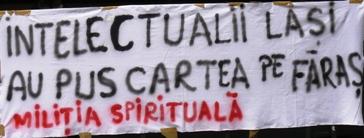 militia spirituala