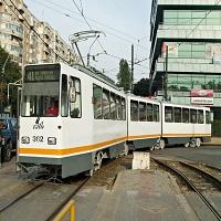 Utile - RATB suspenda linia tramvaiului 41 in perioada 29-30 august