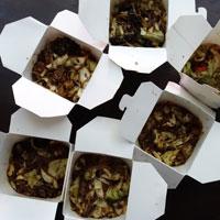 Cronici Restaurante din Bucuresti, Romania - Metropo-testing: WOK PE LOC la domiciliu - cel mai bun delivery incercat in ultima vreme