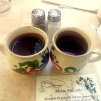 Cronici Terase din Romania - Chez Marie Garden - cheesecake delicios si must tomnatec aproape de Cismigiu