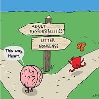 10 ilustratii haioase despre ce inseamna sa fii adult