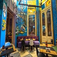 Cronici Restaurante din Bucuresti, Romania - Mahala, poate cel mai colorat restaurant dn Bucuresti