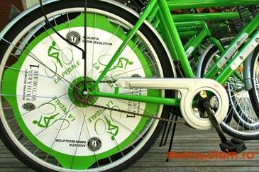 la pedale