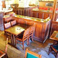 Cronici Cafenele din Romania - La Belle Epoque - restaurantul belgian din Piata Dorobanti unde mananci delicios, fara fite, la preturi decente