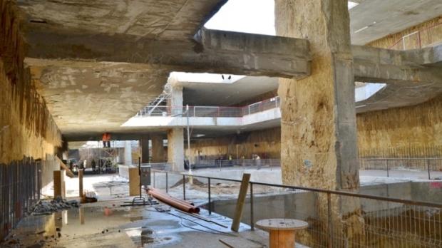 Traseul magistralei de metrou M5 se modifica