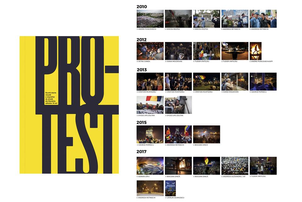 """Avanpremiera """"Protest""""- un proiect  Documentaria.ro"""