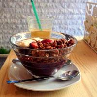 Cronici Restaurante din Bucuresti, Romania - Rio Juice - paradisul fructelor exotice si al mancarii sanatoase din Dorobanti