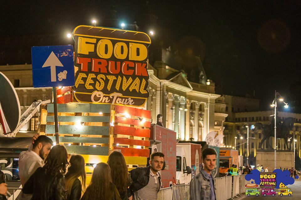 Cum a fost la Food Truck Fest de Noaptea Muzeelor