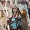 Utile - Primul roller-coaster intr-un mall din Europa de Est deschis in Bucuresti