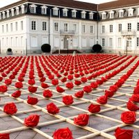 Locuri de vizitat - Idee de vacanta: Orasul Trandafirilor si Gradina de Trandafiri a Europei