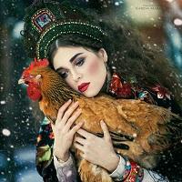 La zi pe Metropotam - Margarita Kareva, artista care aduce basmele rusesti la viata prin fotografiile sale fantastice