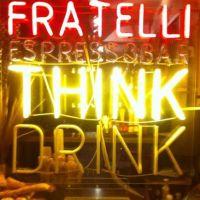 Cronici Cluburi din Bucuresti, Romania - Fratelli Espresso Bar, locul unde te poti rasfata cu un cocktail bun si un desert delicios