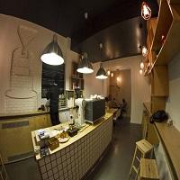 Cronici Cafenele din Bucuresti, Romania - Bloom Specialty Coffee - un concept inedit, spatiu cam mic si preturi usor piperate