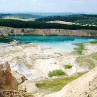 Locuri de vizitat - Laguna Albastra din Transilvania - locul feeric de langa Cluj