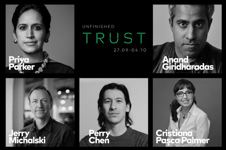 UNFINISHED 2020 - 7 zile de conversații, prezentări și workshop-uri despre încredere