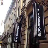 Cronici Restaurante din Romania - In vizita la Burgerbar - noua hamburgerie din Centrul Vechi
