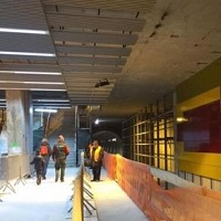 La zi pe Metropotam - Metroul din Drumul Taberei nu va fi gata pentru inca un an