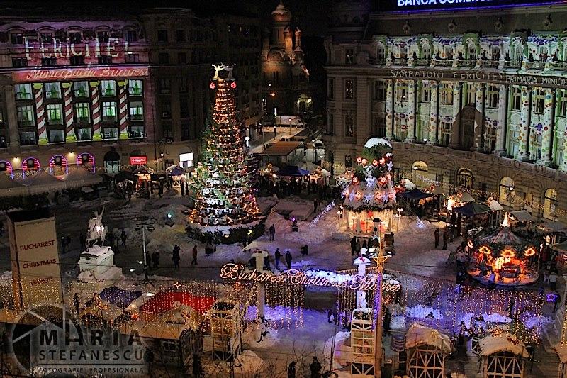 Târgul de Crăciun București 2017- Program