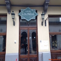 Cronici Restaurante din Romania - Local Colonial - the new hot spot in town sau locul din Centrul Vechi unde trebuie sa ajungi
