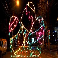 La zi pe Metropotam - Pentru prima data, Bucurestiul va fi impodobit cu luminite de Paste