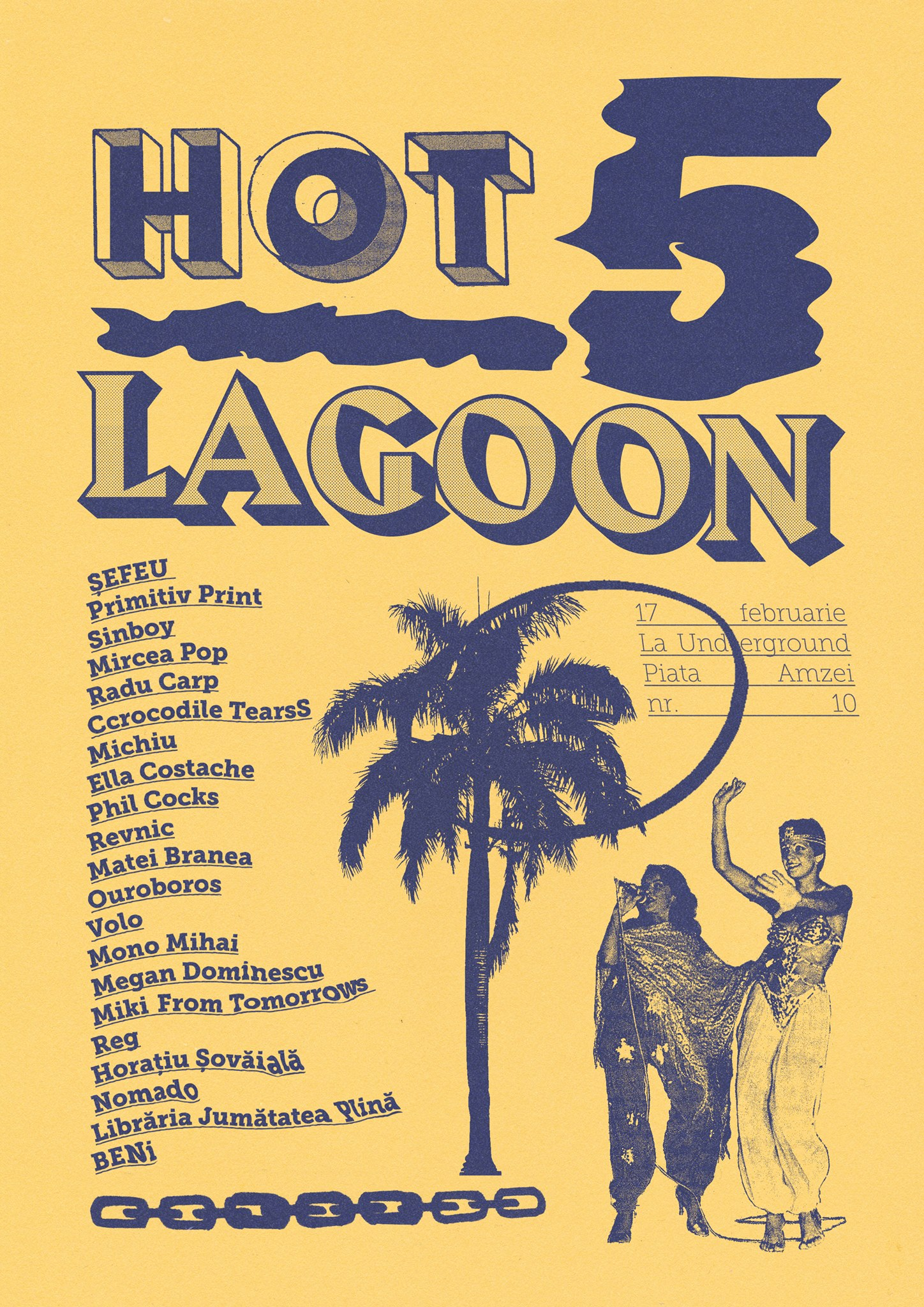 Hot Lagoon - Fair #5