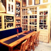 Aubergine- un restaurant placut, cu specific mediteranean din Centrul Vechi