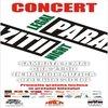 Concursuri - Castiga o invitatie dubla la concertul Parazitii [inchis]