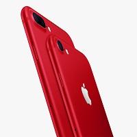 A aparut iPhone 7 pe culoarea rosie si arata incredibil de bine