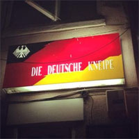 Cronici Restaurante din Bucuresti, Romania - Restaurantul Die Deutsche Kneipe - casuta din poveste cu delicatese nemtesti