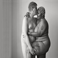 La zi pe Metropotam - O altfel de dragoste - fotografiile nud care celebreaza iubirea persoanelor extrem de grase
