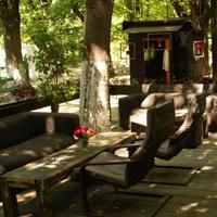 Cronici Cluburi din Bucuresti, Romania - Terasa Baraka - locul frumos din Herastrau unde timpul parca sta in loc