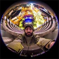 Interviuri - De vorba cu Cristian Vasile (Igu) despre Bucuresti Optimist, fotografie, pasiuni si compromisuri