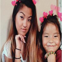 Viralul saptamanii: Adolescenta care a postat o fotografie cu sora ei mai mica fix in clipa in care era atacata de o gasca