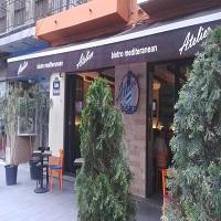 Unde Iesim in Oras? - Bistro Atelier - restaurantul mediteranean de pe Calea Victoriei cu cele mai bune fructe de mare