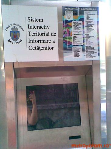 centre de informare turistica