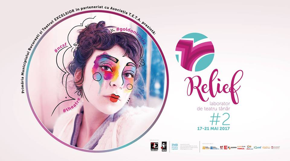 A doua editie RELIEF va avea loc intre 17-21 mai in Bucuresti