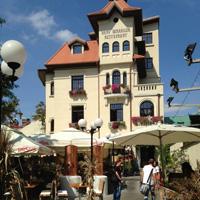 Cronici Restaurante din Bucuresti, Romania - Terasa Hanul Berarilor Interbelic - Casa Lupescu, locul elegant si cu mancare ca la mama acasa