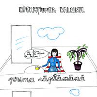 Viata la bloc, foileton grafic. Episodul 2: Operatiunea balconul
