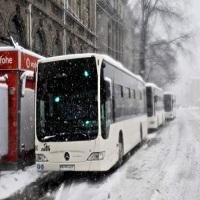 Utile - RATB pregatit de iarna - 100 de autobuze au fost reintroduse pe traseu