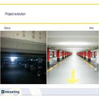 Utile - A fost inaugurata parcarea subterana Intercontinental - Teatrul National, dupa doi ani de renovari - 960 de locuri disponibile