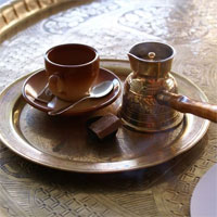 Al Saj - restaurantul libanez din Centrul Vechi, o evadare in bucataria orientala
