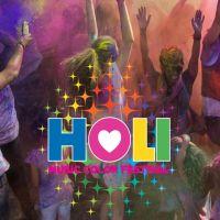 Comunicate de presa - HOLI MUSIC COLOR FESTIVAL, evenimentul la care nu trebuie sa lipsesti
