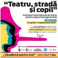"""La zi pe Metropotam - Partea a 2-a a festivalului """"Teatru, Strada si Copil"""" va debuta sambata, la Aeroportul Otopeni"""