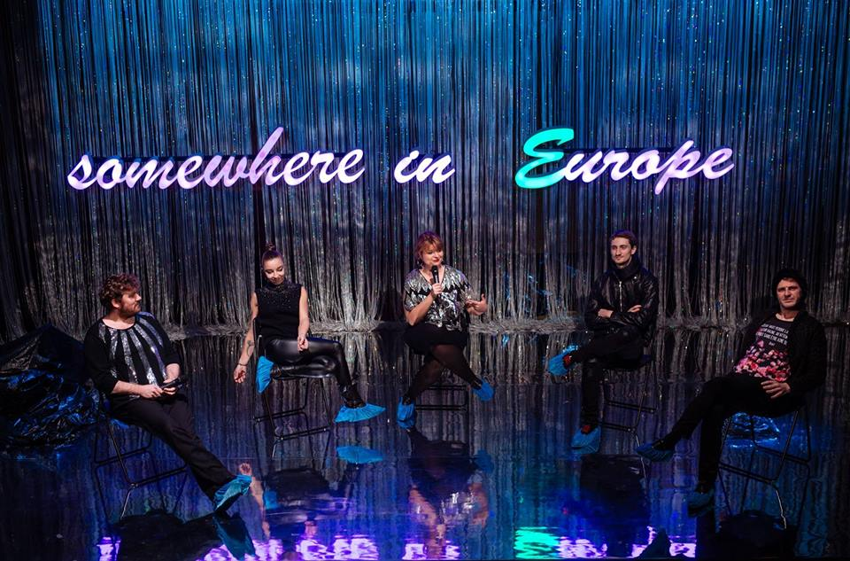 La zi pe Metropotam - Artists Talk- un spectacol original al Gianinei Carbunariu care nu trebuie ratat