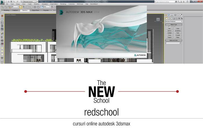 RED School of Graphics and Design - prima scoala online de grafica si design din Romania (P)