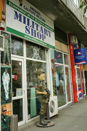 militarz shop