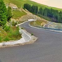 Transraraul - noua Transalpina sau Drumul Comorilor, asfaltat dupa 25 de ani