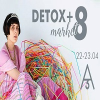 Detox+ Market -The Partying Edition are loc in acest weekend