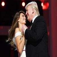 La zi pe Metropotam - Primul dans oficial intre Donald Trump si Melania - ce a facut presedintele SUA in timpul momentului artistic