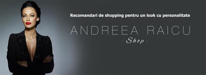 Andreea Raicu are magazin pe Okazii.ro